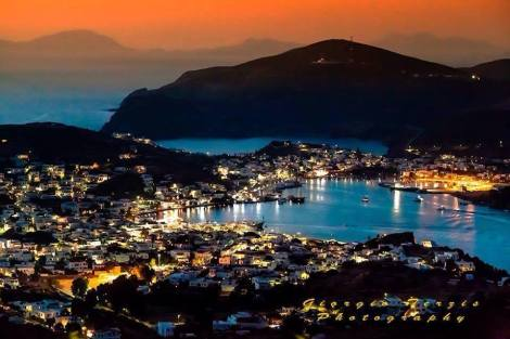 Photo credits: Patmos island/Πάτμος (FB)