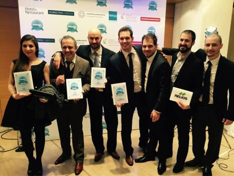 Tέσσερα (4) βραβεία στην κατηγορία Digital & Social Marketing κατέκτησε η εταιρεία Nelios στα Greek Tourism Awards.