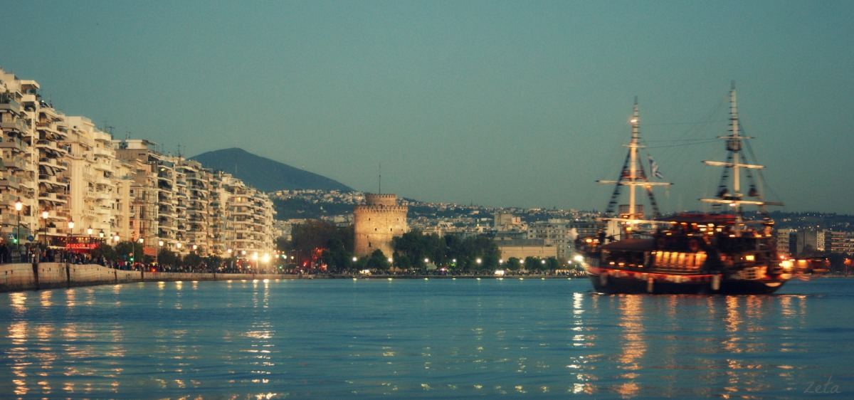 """Thessaloniki is an ideal holiday destination for culture lovers and sunshine seekers alike"""