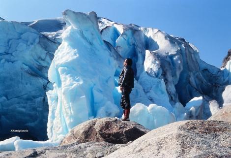 Στους παγετώνες της Νορβηγίας