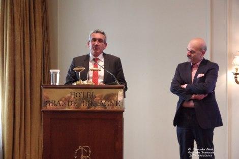 O κ. Γ. Χατζημάρκος, Περιφερειάρχης Νοτίου Αιγαίου χαιρετά την πρωτοβουλία Δώδεκα