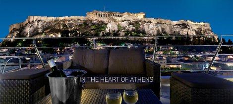 Photo credits: Athens Hotel Plaka